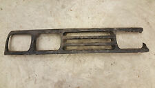 VW GOLF MK2 GTI 16V HELLA CAT EYES TWIN SQUARE LENS FRONT GRILL RARE