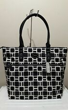 Nine West Retro Signs On The Go Tote Bag