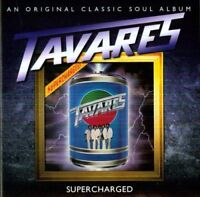 Tavares - Supercharged [CD]