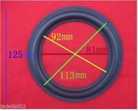 """1pcs 5"""" inch 2# Speaker Foam Edge surround Speaker repair parts Horn rim"""