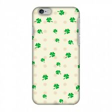 AMZER Snap On Case Shamrocks Green HARD Plastic Protector Phone Cover Accessory