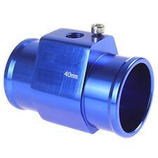 40 mm Temperatura De Agua Aluminio Calibre conjunta Tubo Sensor De Temperatura Radiador Manguera Adap
