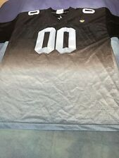 Pj Mark Football Jersey Double Zero 00 Xl Clean Look Stiched Letters Numbers Hb