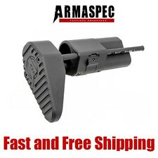 Armaspec Aluminium XPDW CQB Stock 5-position Adjustment - Black (High Quality)