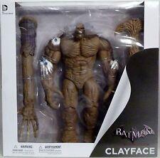 "CLAYFACE Batman Arkham City DC Collectibles 14"" inch Deluxe Action Figure 2015"