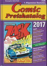 Comic Preiskatalog 2017 HC (Z0-1), Riedl