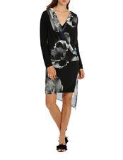 NEW Wayne Cooper Smoke Screen Drape Overlay Dress Assorted