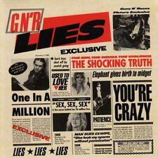 GUNS N´ ROSES GN´ R Lies CD Album 1988 NEUWARE Patience 80s Heavy Metal Hits !