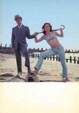 PATRICK MacNEE DIANA RIGG THE AVENGERS  1961 -1969 VINTAGE PHOTO R80 #3