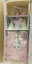 "Straw Bery Ice 21"" Porcelain Doll by Rustie w/ COA   0017 of 1000"