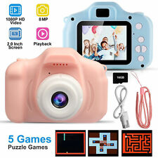 1080P Kids Digital Camera 2.0
