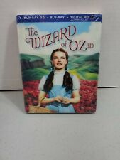 The Wizard of Oz (75th Anniversary) [New Blu-ray 3D] With Blu-Ray, Ann