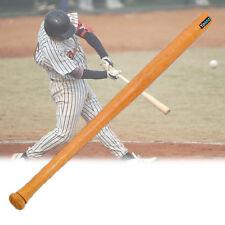 81cm 32 Zoll Baseballschläger Baseball Bat aus Holz Naturholzfarbe Sport Trainer