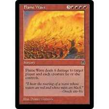 MTG Flame Wave NM - Stronghold