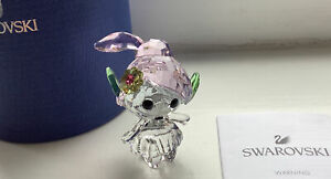 SWAROVSKI MYTHICAL CREATURES ELF REF 5428003 MINT AND BOXED