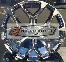 26 GMC Yukon Denali Style Wheels Chrome Rims Sierra Tahoe Suburban LTZ Silverado
