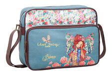 UFFICIALE WINX CLUB Fairy Girls Messenger Borsa a Tracolla Scuola Viaggio Borsa Per Laptop
