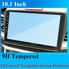 1x Universal High Sharpness 9H Tempered Glass Screen Protection Film 10.1 Inch