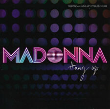 MADONNA - HUNG UP - US Promo Cd Single - MINT! confessions on a dance floor