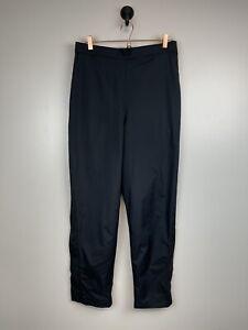 DryJoy by FootJoy Women's Size Large Black Golf Wind Rain Pants Weatherproof