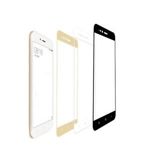 Tempered Glass Full Cover Screen Protector For Xiaomi Mi A1 MiA1 Protective 5.5