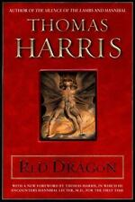 Red Dragon by Thomas Harris (2000, Hardcover)