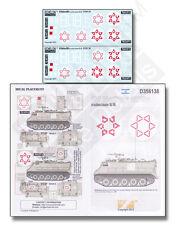 Echelon FD D356138, 1/35 Decals for FDI MEDEVAC M113s