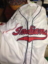 Cleveland Indians Baseball Jersey Larry Doby Xl