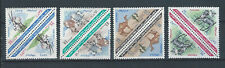Middle East Yemen PDR stamp set - triangles  pairs- fauna - camel