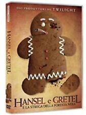Dvd HANSEL E GRETEL (2014) *** E la Strega della Foresta Nera *** .....NUOVO