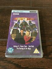NEW Doctor Who Volume 4 BBC UMD Video for PSP