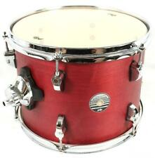 PDP Spectrum 9x12 Rack Tom Drum Satin Red Percussion Pacific Drums by DW