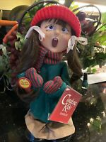 Caroling Kids By Sandra Lee Animated Sing & Sway Christmas Doll