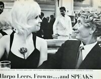 Harpo Marx Speaks! 2 Life magazines, Allan Shepard Astronaut!