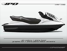 IPD Jet Ski Number Plate Kit for Kawasaki 15F & STX-R (Race Design)