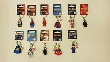Lego Keyring Keychain Super Heroes Pick Your Own