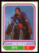 1975 76 OPC O PEE CHEE WHA Hockey #101 JOE DALEY NM Winnipeg Jets Card