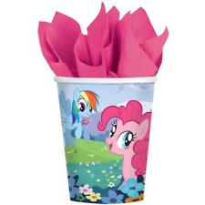 My Little Pony Friendship 9 oz Paper Cups Birthday Party Supplies New