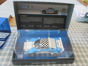 Scalextric C3827A  60th Anniversary Collection- 1970s Lancia Stratos -Boxed