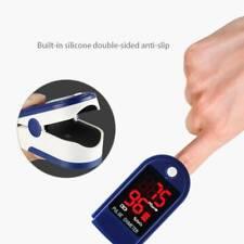 Finger Tip Fingertip Pulse Oximeter Blood Oxygen SpO2 Heart Rate PR Monitor