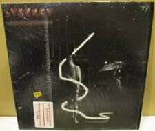Synergy - Cords - Special Clear Vinyl Pressing LP - GF Cover in open shrink