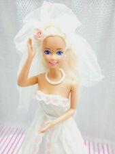 1994 barbie country Bride rubia novia boda Special Edition 90er Vintage