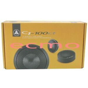 "JL AUDIO C1-100CT 1"" C1 SERIES COMPONENT TWEETERS *SOLD AS PAIR NEW"