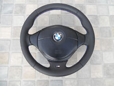 Steering Wheel BMW e46 e39 lift  New Leather M-Power