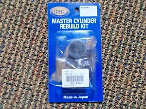 REAR BRAKE MASTER CLYINDER KIT FOR HONDA CB750F 1977-1978 BY K&L 32-4627
