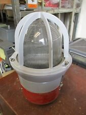 Crouse-Hinds Explosion Proof Light Ev1301 120V 2.5A 60Hz Used