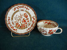 Copeland Spode Indian India Tree Old Mark Tea Cup and Saucer Set(s)