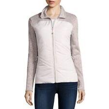 New ZeroXposur® Long-Sleeve Hybrid Fleece Sweater - Size 1X - FREE SHIPPING