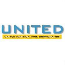 United Ignition Wire 7433  Set (4) CHRYSLER Dodge 2.4L DOHC, SRT-4, PT Turbo OEM