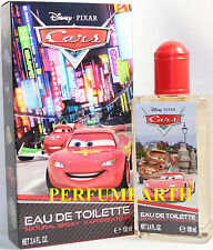 Disney Cars  Eau De Toilette Spray, 3.4/3.3 oz For Kids New In Box